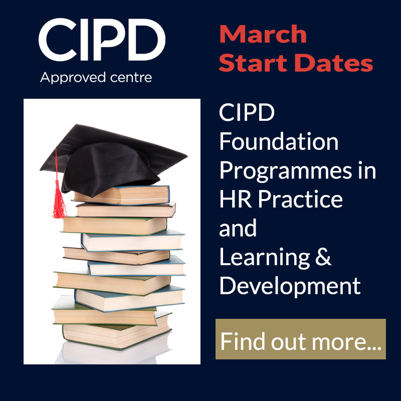 cHRysos HR CIPD Foundation Programmes