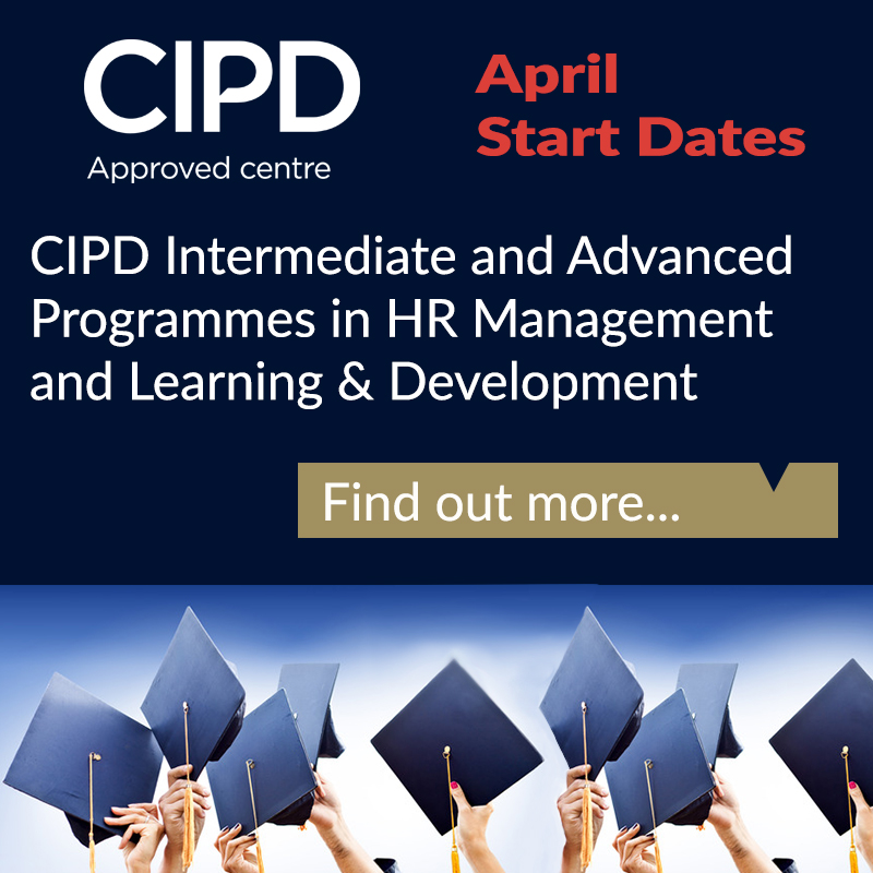 CIPD Courses in April 2018