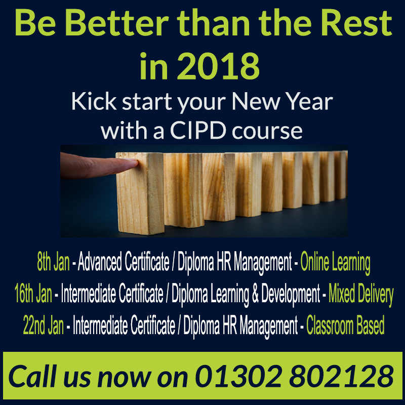 cHRysos HR CIPD Courses Starting January 2018