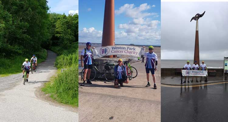 cHRysos HR - Pete Steadman Charity Bike Ride