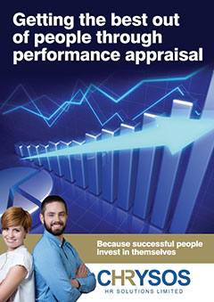Getting the best out of people through performance appraisal